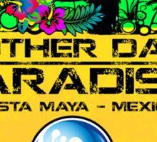 Costa Maya Mexico Sticker