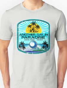 Costa Maya Ocean Blue  T-Shirt