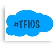 #TFIOS Canvas Print
