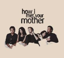 How I Met Your Mother (with title) by evaparaiso