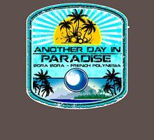 Bora Bora Surfer Paradise Mens V-Neck T-Shirt