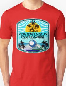 Bonair Beach Party Unisex T-Shirt