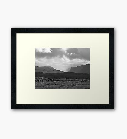 Irish Mist Framed Print