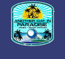 Aruba Nice Town Womens Fitted T-Shirt