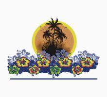 Florist Summer Island by dejava