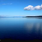 New Zealand's Lake Taupo by joshduth