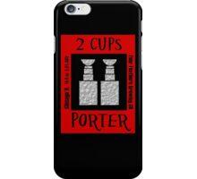 2 Cups iPhone Case/Skin