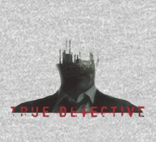 True Detective Intro Head by Axwel