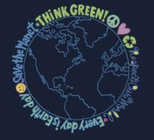 Think Green World Kids Clothes