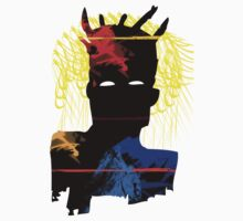 Abstract Basquiat Kids Clothes