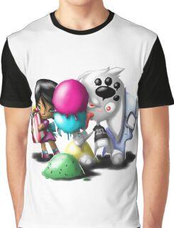 creative trio Graphic T-Shirt