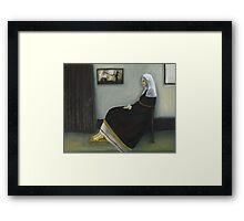Dahlia Gillespie Framed Print