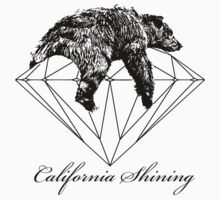 California shining  by krisalanapparel
