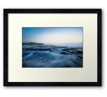 Narrabeen Beach Framed Print