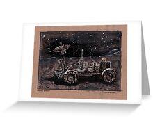 Lunar Rover  Greeting Card