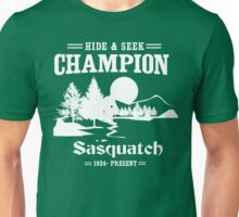 Hide & Seek Champion Sasquatch Unisex T-Shirt