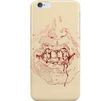 Sweet Pain -- Red iPhone Case/Skin