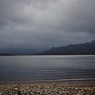 Lake Pedder from Ted's Beach by Odille Esmonde-Morgan