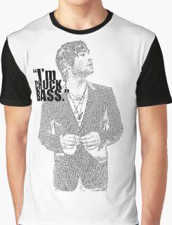 CHUCK BASS Graphic T-Shirt