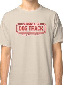 Springfield Dog Track Classic T-Shirt