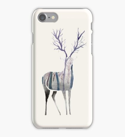 Stag - Woodland iPhone Case/Skin