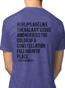 Arabella - Arctic Monkeys Tri-blend T-Shirt