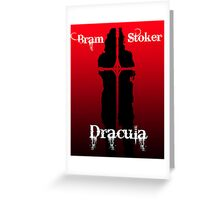 Dracula! Greeting Card