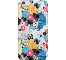 graphic pattern abstraction  iPhone Case/Skin