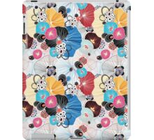 graphic pattern abstraction  iPad Case/Skin