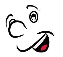 funny face by Motiv-Lady