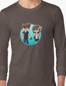 Budding Romance Long Sleeve T-Shirt