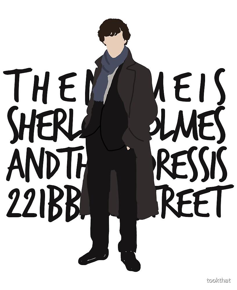 Sherlock by tookthat