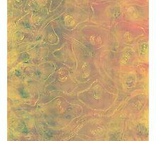Awakening - Yellow Lotus Photographic Print