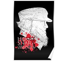 House Snark: Your Favorite Characters Die Poster