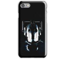 Cyberman Doctor Who iPhone Case/Skin