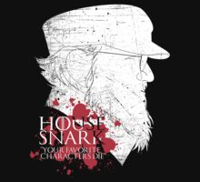 House Snark: Your Favorite Characters Die by merimeaux
