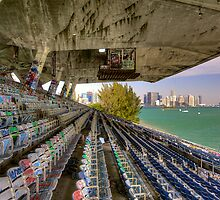 Miami Marine Stadium by njordphoto