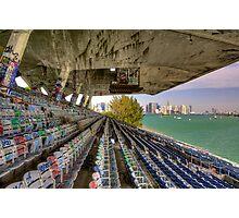 Miami Marine Stadium Photographic Print