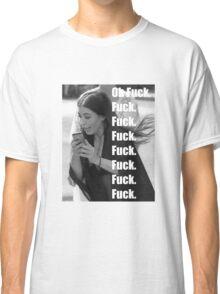 Oh Fuck: Kim Kardashian  Classic T-Shirt