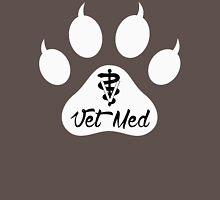Vet Med Cat Paw Unisex T-Shirt