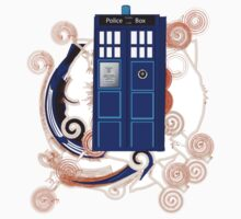 TARDIS by michaelrdesigns