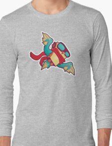 Robo Owl Long Sleeve T-Shirt