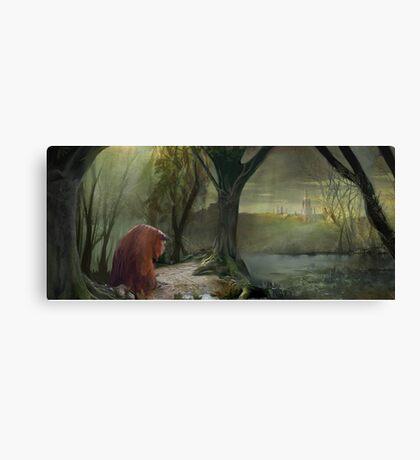 Labyrinth, Ludo, the bog of eternal stench Canvas Print