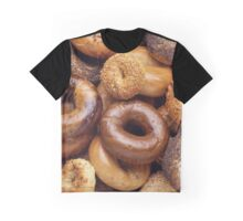 It's All About That Bagel Graphic T-Shirt