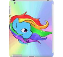 Rainbow Dash, v2 iPad Case/Skin
