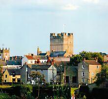Richmond, Yorkshire by Stephen Smith