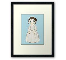 Margaret Hale Framed Print