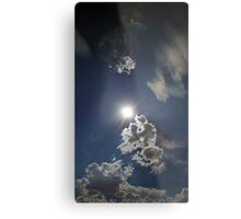 ©TSS The Sun Series XXXI Metal Print