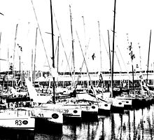 Hobart , Tasmania by dirk-photograph