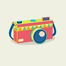 Say Cheese! - retro Camera by hotamr